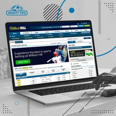 william hill featured bookmaker