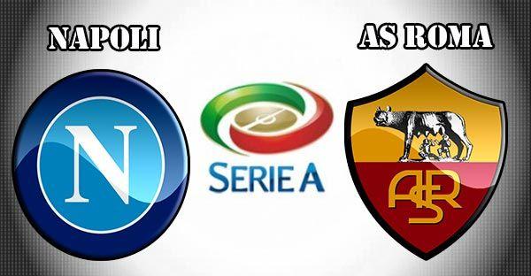 Resultado de imagem para Napoli vs Roma