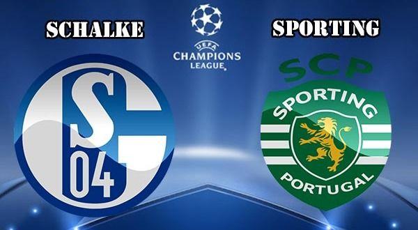 Schalke 4-3 Sporting