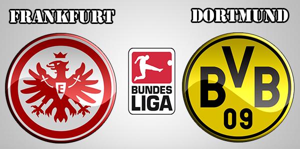 Frankfurt vs Borussia Dortmund Prediction and Betting Tips