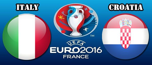 Italy vs Croatia Preview Match and Betting Tips