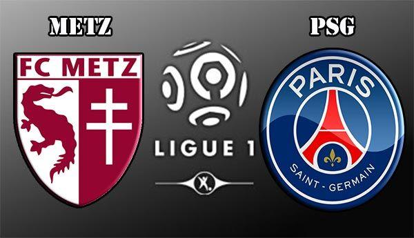Nhận định bóng đá Metz vs PSG, 01h45, ngày 09-09