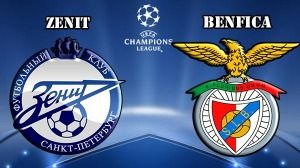 Zenit vs Benfica Preview Match and Betting Tips