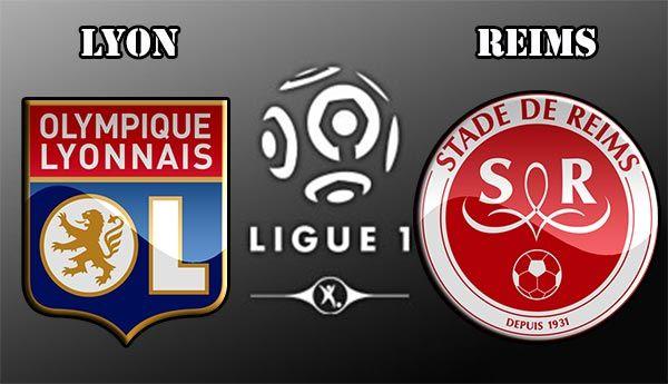 Olympique Lyonnais vs Reims
