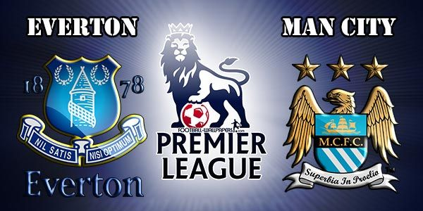Pronostic EVERTON - MANCHESTER CITY