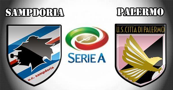 Sampdoria vs Palermo