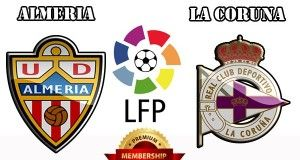 Almeria vs Deportivo La Coruna Prediction and Betting Tips