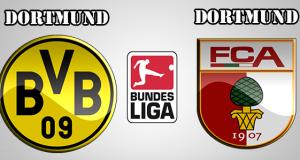 Borussia Dortmund vs Augsburg Prediction and Betting Tips