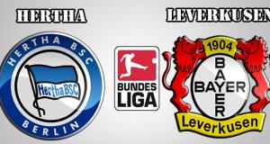 Hertha vs Leverkusen Prediction and Betting Tips