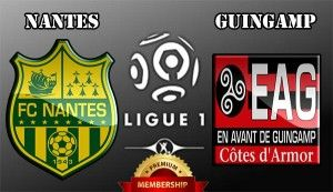 Nantes vs Guingamp Prediction and Betting Tips