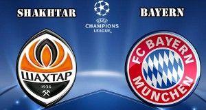 Shakhtar vs Bayern Prediction and Betting Tips