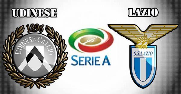Udinese x Lazio