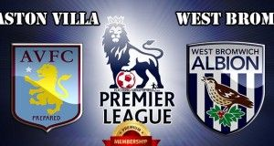 Aston Villa vs WBA Prediction and Betting Tips