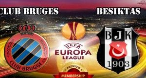 Club Brugge vs Besiktas Prediction and Betting Tips