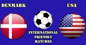 Denmark vs USA Prediction and Betting Tips