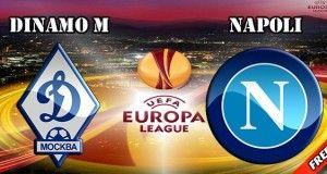 Dinamo Moscow vs Napoli Prediction and Betting Tips