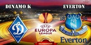 Dynamo Kyiv vs Everton Prediction and Betting Tips