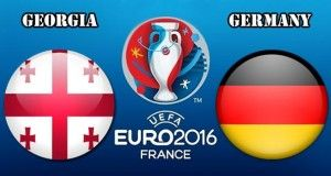 Georgia vs Germany Prediction and Betting Tips