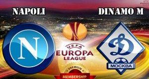 Napoli vs Dinamo Moscow Prediction and Betting Tips