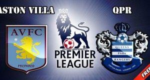 Aston Villa vs QPR Prediction and Betting Tips