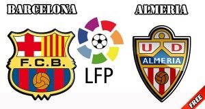 Barcelona vs Almeria Prediction and Betting Tips