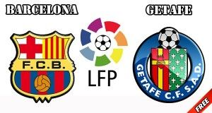 Barcelona vs Getafe Prediction and Betting Tips