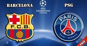 Barcelona vs PSG Prediction and Betting Tips