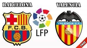 Barcelona vs Valencia Prediction and Betting Tips