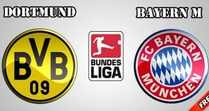 Borussia Dortmund vs Bayern Munich Prediction