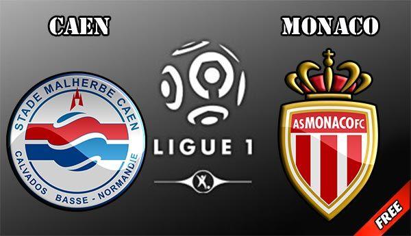 Caen - Monaco