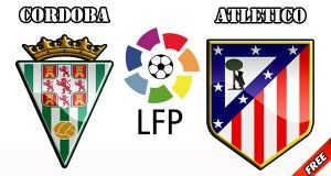 Cordoba vs Atletico Madrid Prediction and Betting Tips