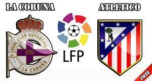 Deportivo La Coruna vs Atletico Madrid Prediction