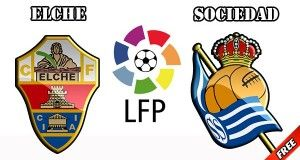 Elche vs Real Sociedad Prediction and Betting Tips