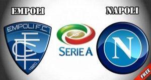 Empoli vs Napoli Prediction and Betting Tips