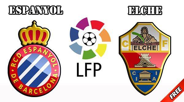 Espanyol vs Elche