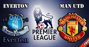 Everton vs Manchester United Prediction