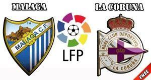 Malaga vs Deportivo La Coruna Prediction