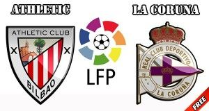 Athletic Bilbao vs Deportivo La Coruna