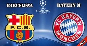 Barcelona vs Bayern Munich Prediction and Betting Tips