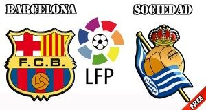Barcelona vs Real Sociedad Prediction and Betting Tips