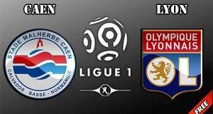Caen vs Lyon Prediction and Betting Tips