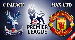 Crystal Palace vs Manchester United Prediction