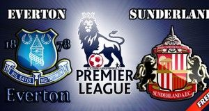 Everton vs Sunderland Prediction and Betting Tips