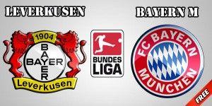 Leverkusen vs Bayern Prediction and Betting Tips