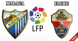 Malaga vs Elche Prediction and Betting Tips