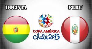 Bolivia vs Peru Prediction and Betting Tips