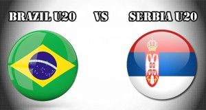 Brazil U20 vs Serbia U20 Prediction and Betting Tips