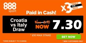 Croatia vs Italy Prediction
