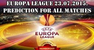 Europa League Prediction
