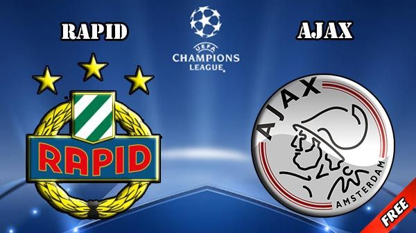 Rapid vs Ajax Prediction and Betting Tips